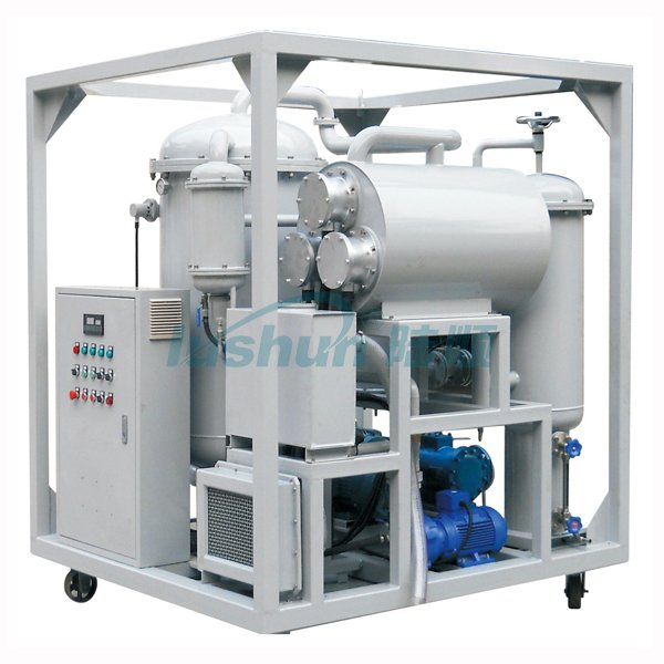 ZRG-I Series Dehydration Dedicated Oil Purifier