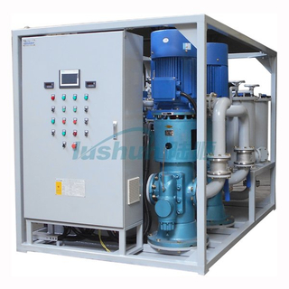 GCC Series Pipeline Flushing Machine